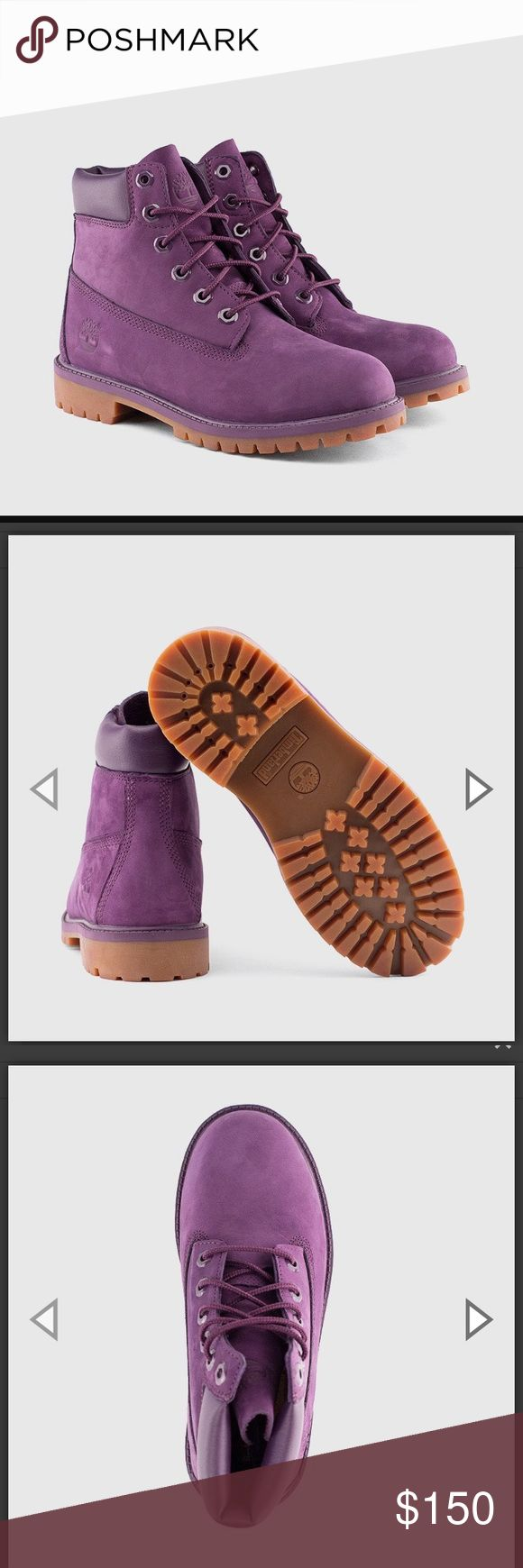 Timberland waterproof BootLimited Release, Boots, Timberland waterproof Boot 6 Inch Premium Purple A13YV Limited Release, Boots, Sz Timberland Shoes Ankle Boots & Booties