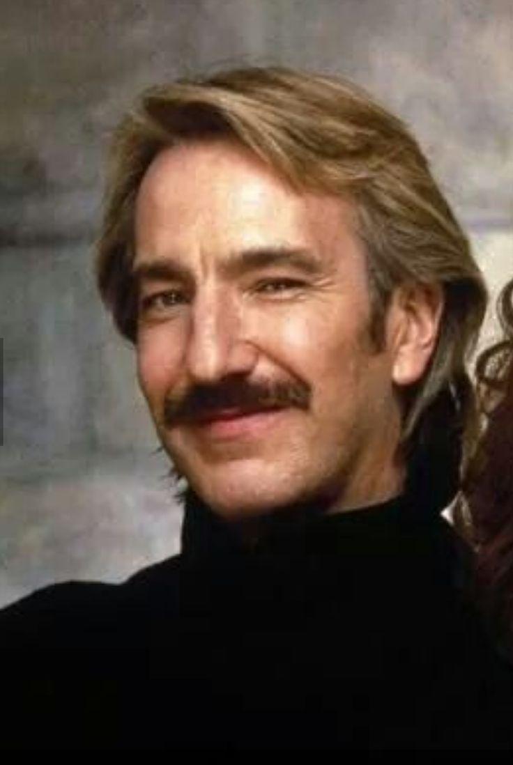 160 best ALAN RICKMAN / actor images on Pinterest   Severus snape ...