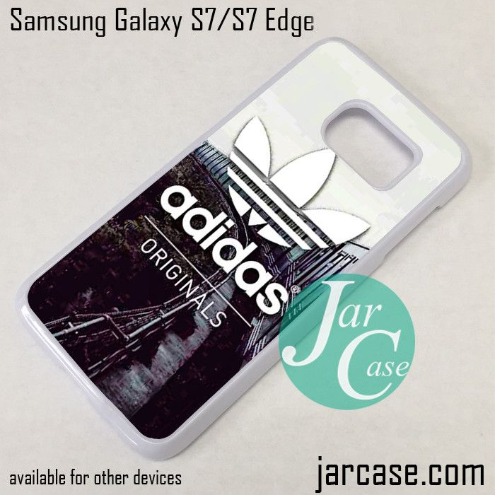 brand new f9a37 15377 Adidas Original Phone Case for Samsung Galaxy S7 & S7 Edge | 2016 ...