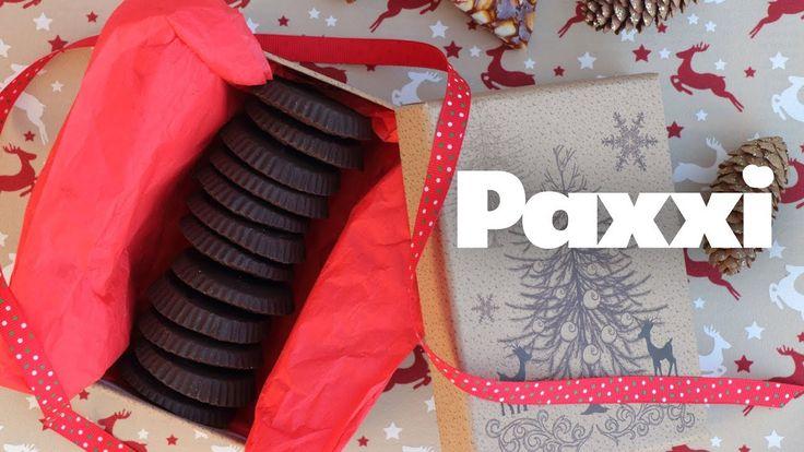 Σοκολατάκια κροκάν - (Χριστούγεννα 2017) Paxxi 1min153