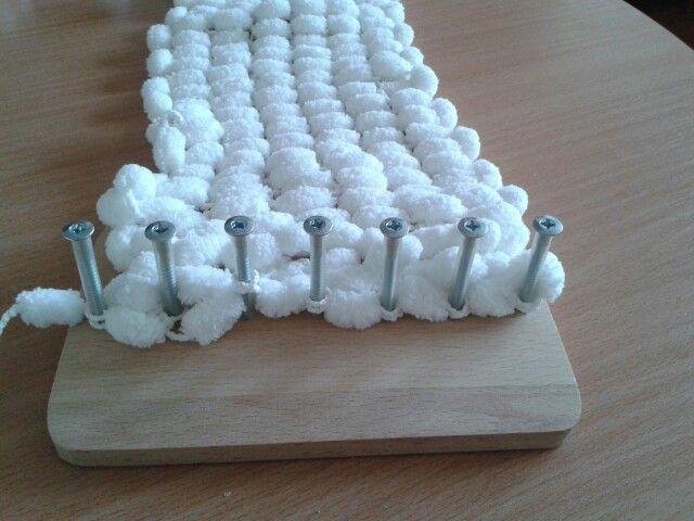 Pletenie na kolíčkoch