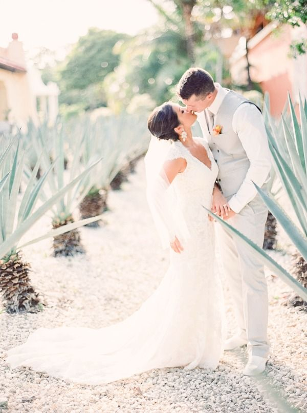 Vibrant Mexico Destination Wedding