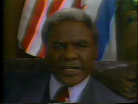 Harold Washington For Mayor of Chicago 1983