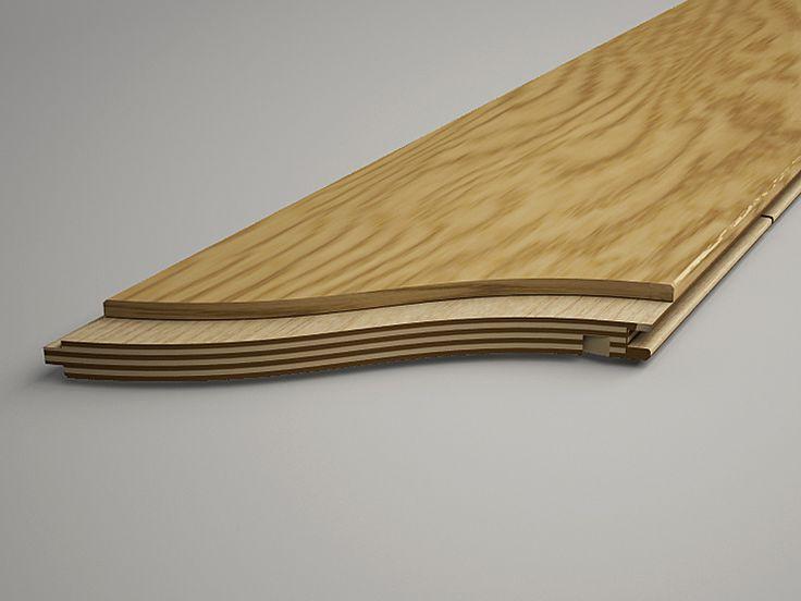 Engineered Hardwood Floors I Want This!