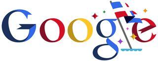 Día de la independencia de la República Dominicana 2013Doodleando, Los Logos de Google