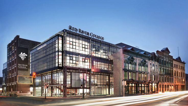 Red River College Roblin Centre | Cibinel Architects LTD