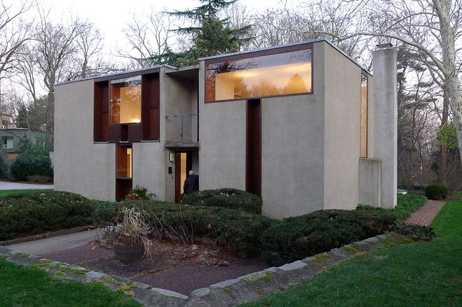 The owner, Lynn Gallagher, purchased the home with her late husband, Dr. Robert Gallagher, a dentist, for a little over $150,000 in 1981, according to public records. Mr. Gallagher died in 2010. The home was originally commissioned for Margaret Esherick, the niece of renowned sculptor Wharton Esherick, according to Mr. Whitaker. The one-bedroom home measures roughly 2,700 square feet and sits on a 0.6-acre parcel.