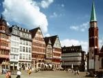 My sister lived in Frankfurt for several years and I was able to visit her there several times.