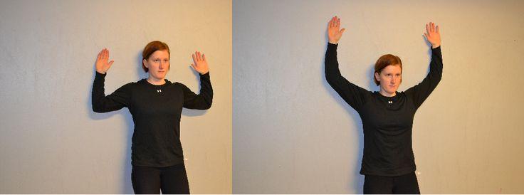 2 Övningar för en Stel Bröstrygg | Sofia Norman Personlig Träning i Uppsala