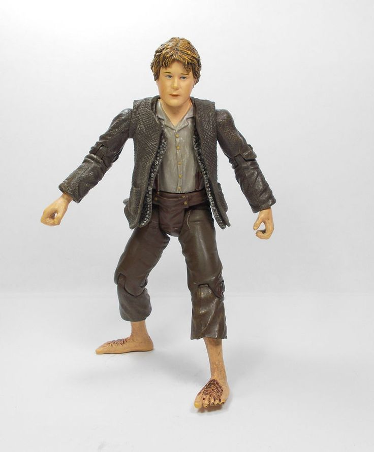 Lord of the Rings - Sam Action Toy Figure - Marvel 2002