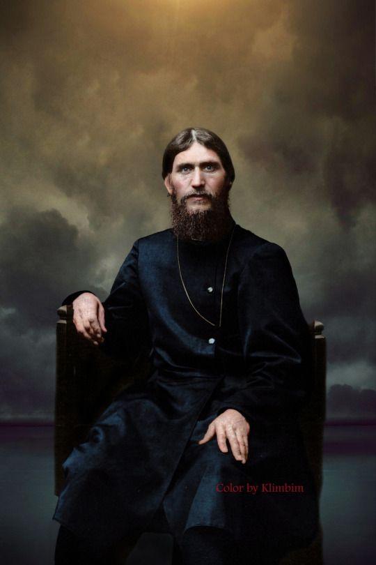 Grigori Rasputin, 1904