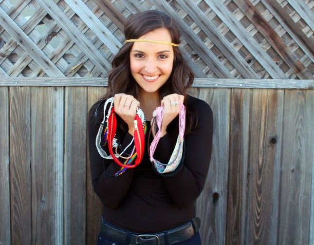 DIY Headbands In Less Than 5 Minutes home design ideas home design