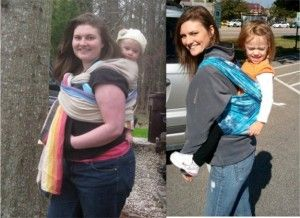 Stories from women of healthy weight loss with before and after pictures.