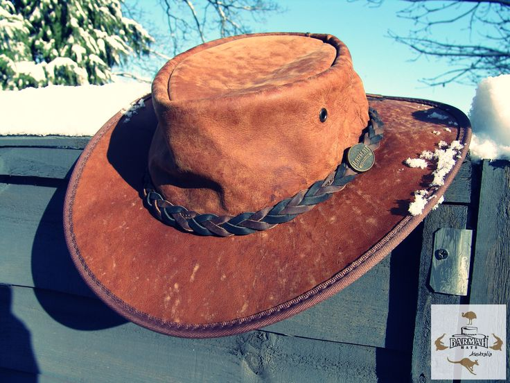 Australian Barmah hats. The original folding hat. Supplied wirth calico stuff sack. Available at bushgear uk.