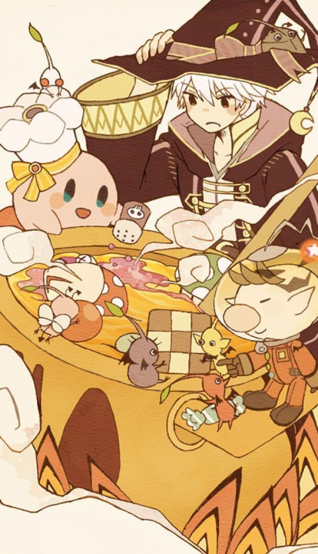 SSB4 Cute (But its not halloween.... oh well)