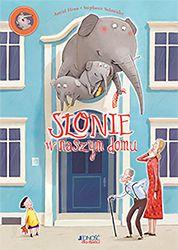 """QULTURA SŁOWA: Stephanie Schneider """"Słonie w naszym domu"""""""