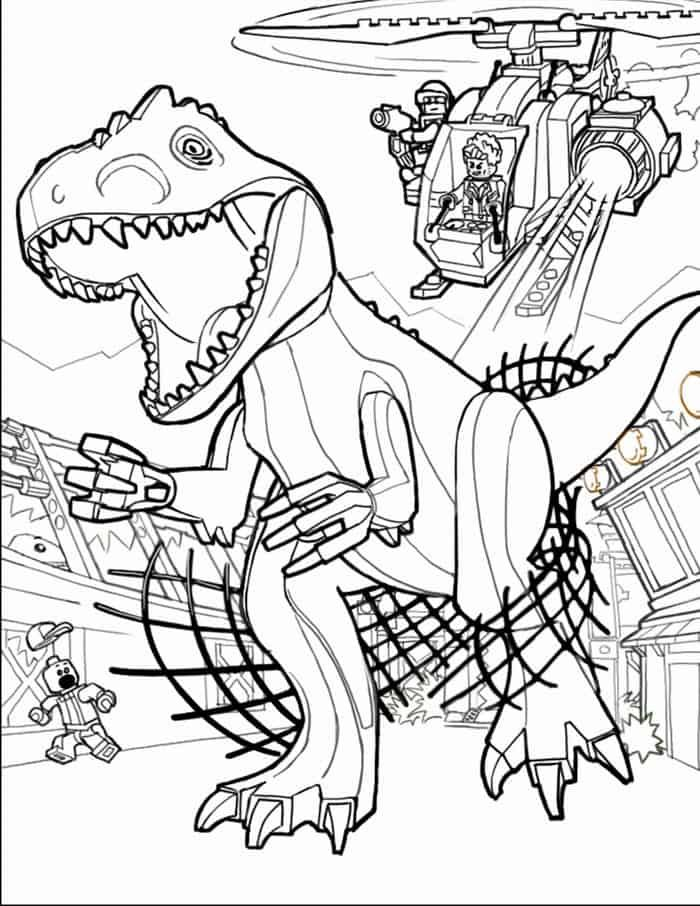 Lego Jurassic World Coloring Pages Dinosaur Coloring Pages Lego Coloring Pages Lego Coloring