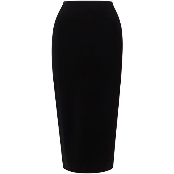 Tome Ponti Tube Skirt found on Polyvore