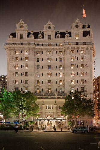 Exterior Of I L Lentz Intercontinental Hotel Washington D 1 3 Venues In