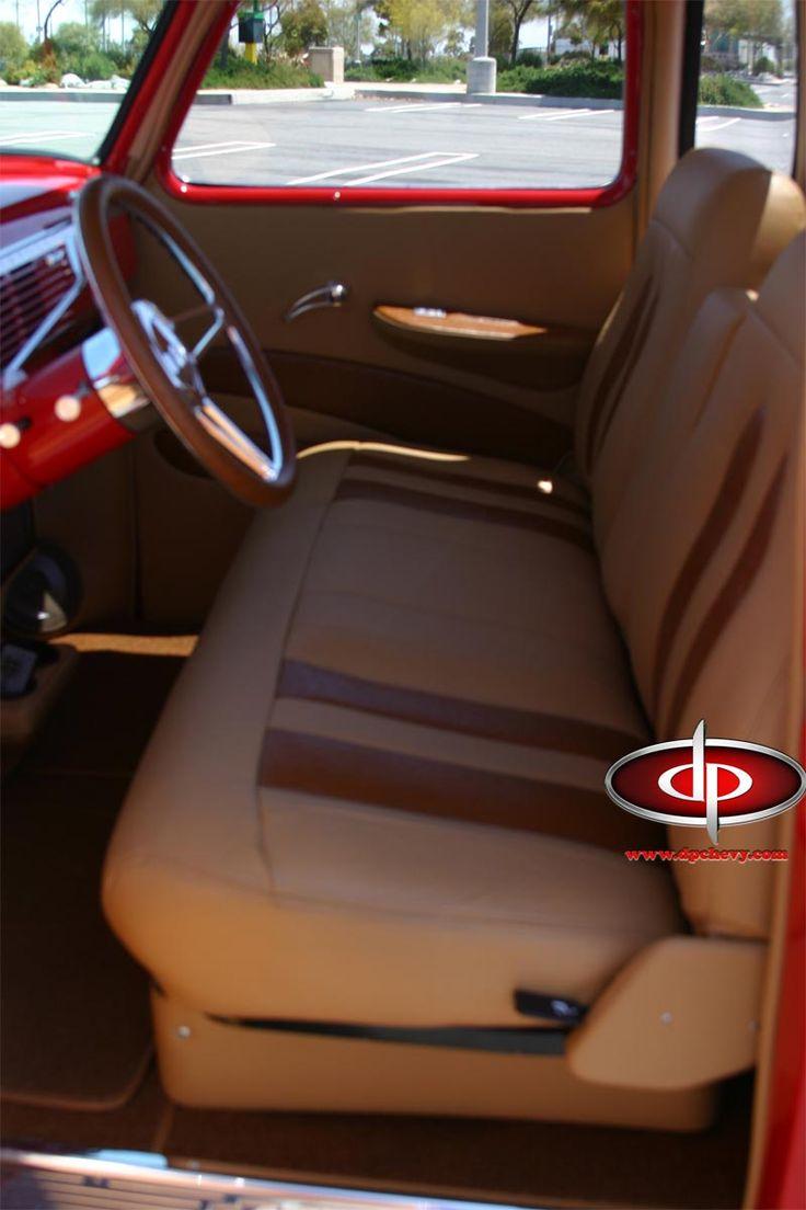 130 best images about custom interior on pinterest - Custom leather interior for trucks ...