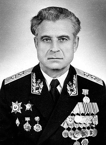 50 years ago, at the height of the Cuban Missile Crisis, second-in-command Vasilli Arkhipov of the Soviet submarine B-59 refused to agree with his Captain's order to launch nuclear torpedos against US warships and setting off what might well have been a terminal superpower nuclear war.