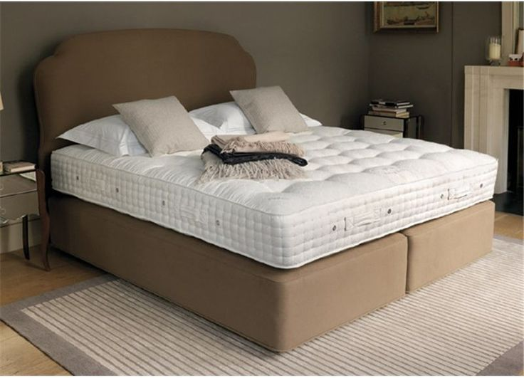 Vispring Sublime Superb Mattress  The Vispring Sublime Superb has the finest natural fillings real Shetland Isle and British fleece wool, horsetail, silk and mohair provide the softest covering for thousands of Vispring's unique springs, hand-laid in a double layer for definitive comfort and support.