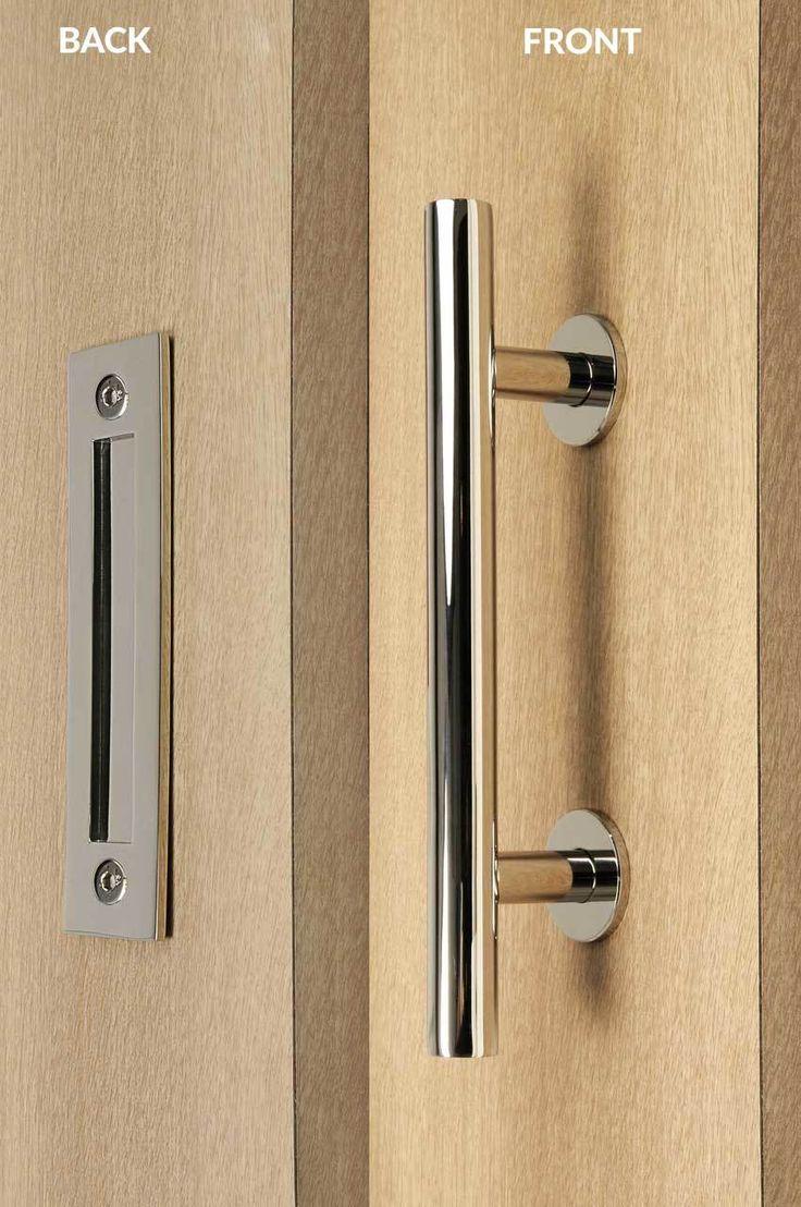 Flush Door Hardware Amp Flush Sliding Door Hardware Mfu