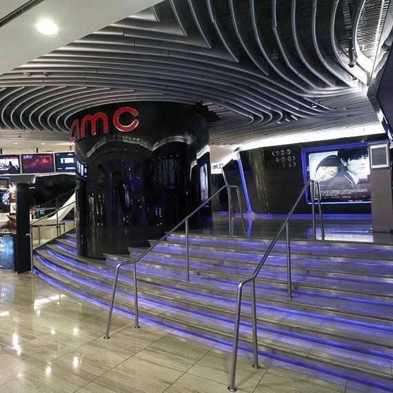AMC Cinema Pacific Place Architecture Designs