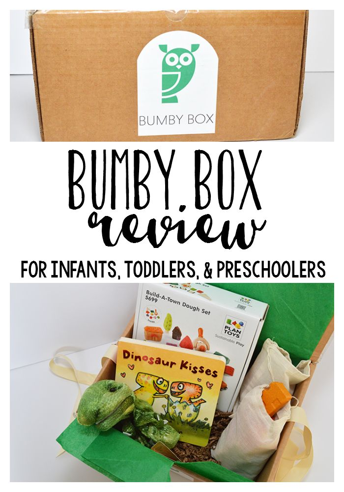 A Better Way to Play - Bumby Box Review + Coupon ... subscription box for kids that curates toys and items geared towards learning and development! We absolutely loved this box!