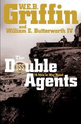 Reading With Cats: The Double Agents:A Men at War Novel by W.E.B. Gri...
