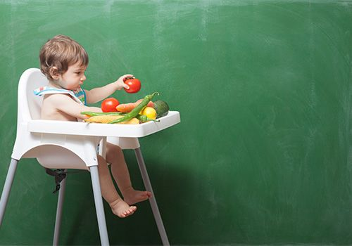Healthy eating: What young children need | BBC Good Food