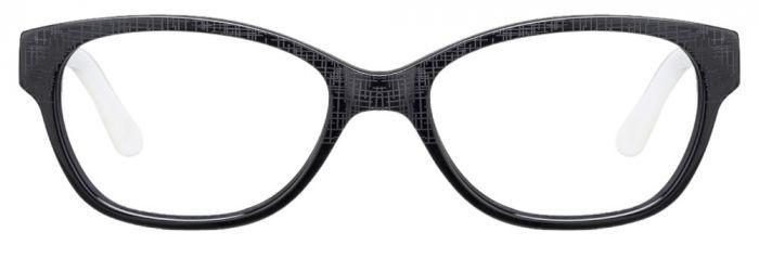 Idee 1134 Black White c3 Wayfarer Eyeglasses  #WayfarerEyeglasses #Eyeglasses #IdeeEyeglasses