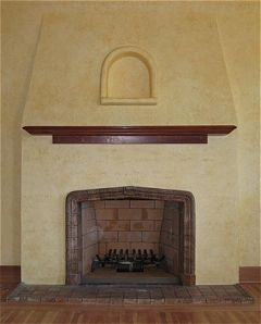 60 best Fireplaces images on Pinterest | Haciendas, Fireplace ...