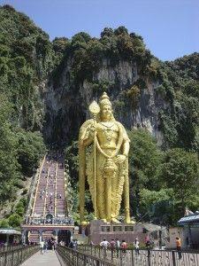 Batu Caves - Kuala Lumpur, Malaysia - 2013