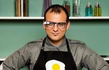 'Canal Cocina Glass', la primera aplicación de recetas para las Google Glass - Heraldo.es