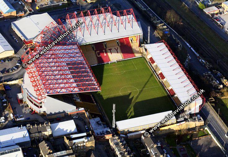 bradford city AFC stadium
