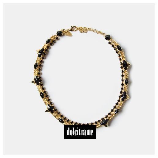 #iosselliani #jewellery #ss14 #newin #newarrivals #womenswear #womenstyle #dolcitrame