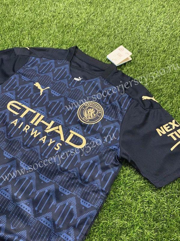 2020 2021 Manchester City 2nd Away Royal Blue Thailand Soccer Jersey Aaa In 2020 Soccer Jersey Manchester City Manchester City Football Club