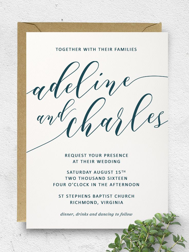 111 best DIY Wedding Invitations images on Pinterest Wedding - free dinner invitation templates printable