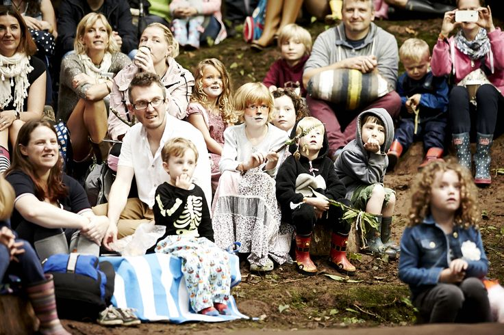 Just So Festival 2016 :: Family Arts Festival | A weekend adventure beyond your wildest dreams.