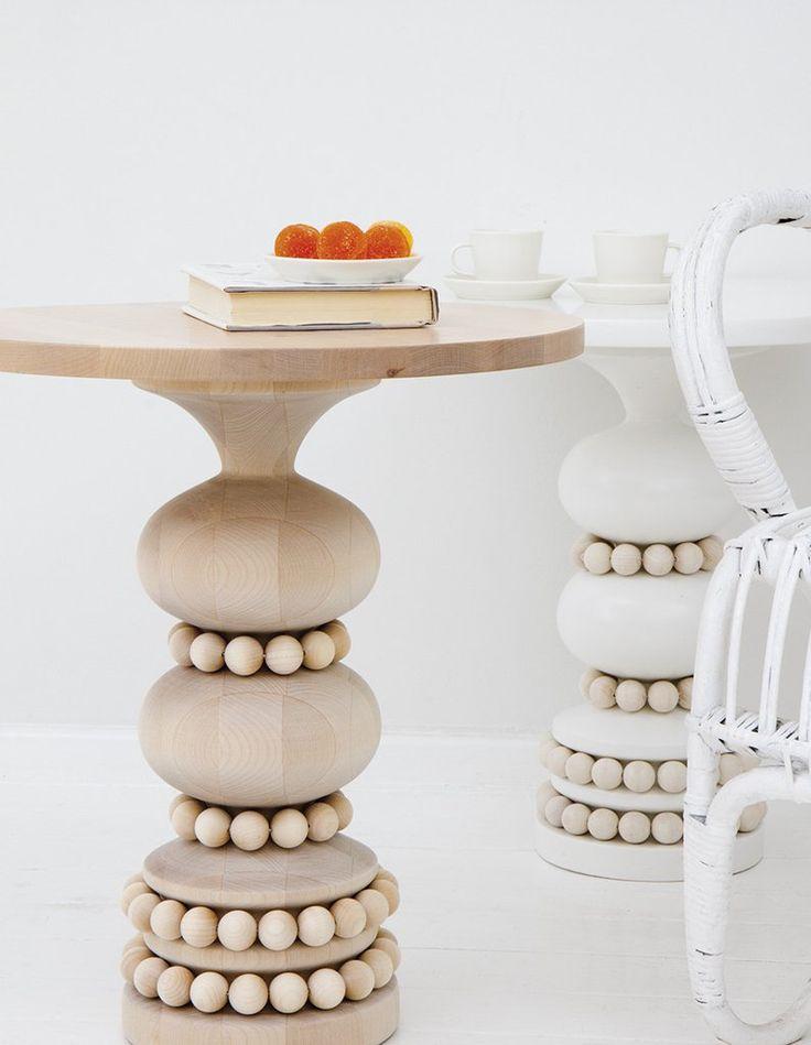 Keisarinna table. www.aarikka.com