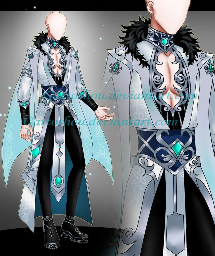 Male Outfit ADOPT 159 Auction CLOSED by GattoAdopts ...