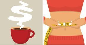So einfach und so effizient! Fatburner: 2 TL Honig, 1 TL Zimt & 1 TL Kokosöl zu einer Tasse Kaffee geben.