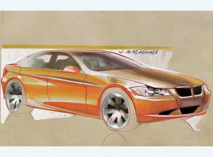BMW E90 - J. Nagashima