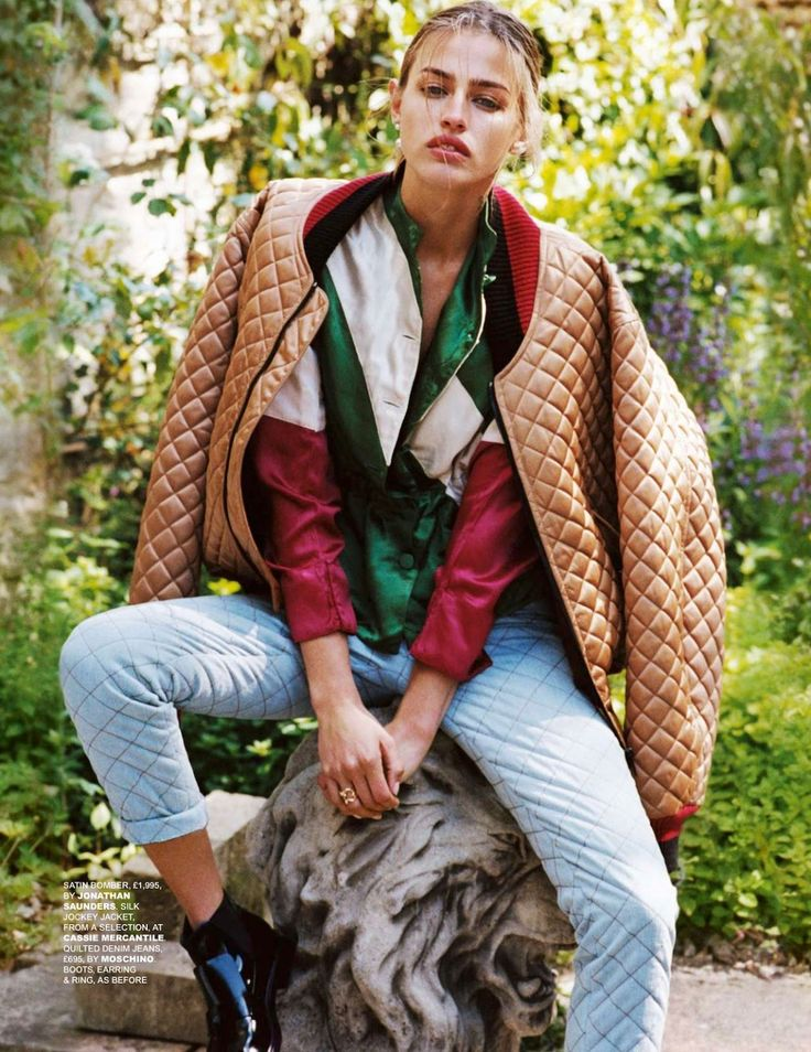 visual optimism; fashion editorials, shows, campaigns & more!: rustic charm: abby brothers by paul maffi for uk tatler october 2014