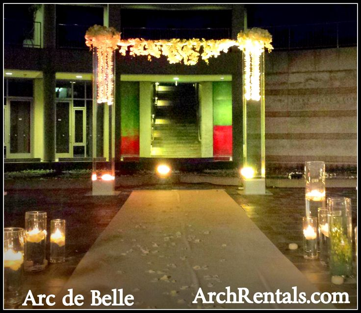 Wood Wedding Altar Canopy Rentals Los Angeles Orange: Lucite,Acrylic Wedding Chuppah,Canopy Rentals By Arc De