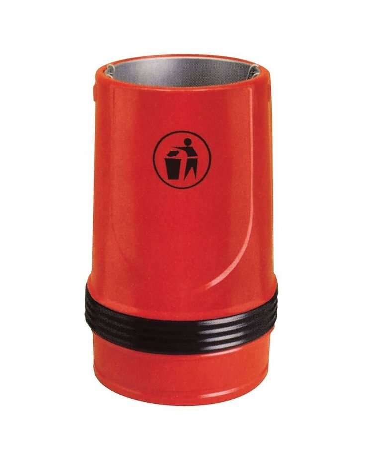 Buy this Falcon free standing 90 litre open top outdoor litter waste bin online with free delivery. Its durable plastic is suitable for internal / external council, NHS, park, school & public spaces.