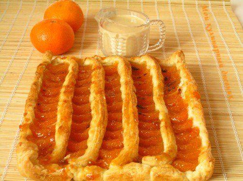 Пирог мандариновый за 30 минут! » Женский Мир