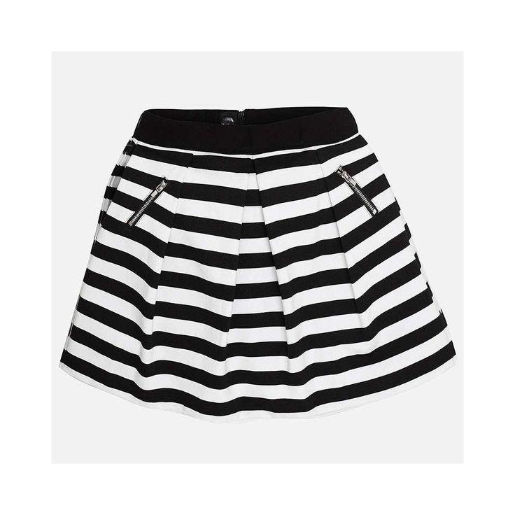 Mayoral csíkos szoknya.  Mayoral striped skirt.  www.ckf.hu  #ckf #coolkids #kidsfashion #kidsclothes #gyerekruha #szoknya #skirt #mayoral #striped #csíkos