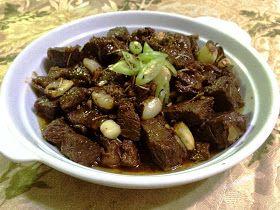 My Tummy Craves!: Beef Salpicao Recipe